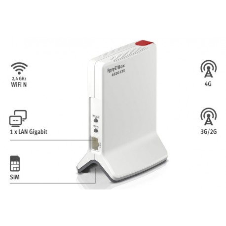 ROUTER WIFI / 4G FRITZ! BOX 6820 LTE